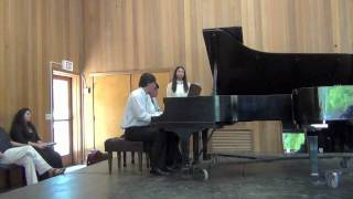 Sonatina for Piano Duet (Third Movement)